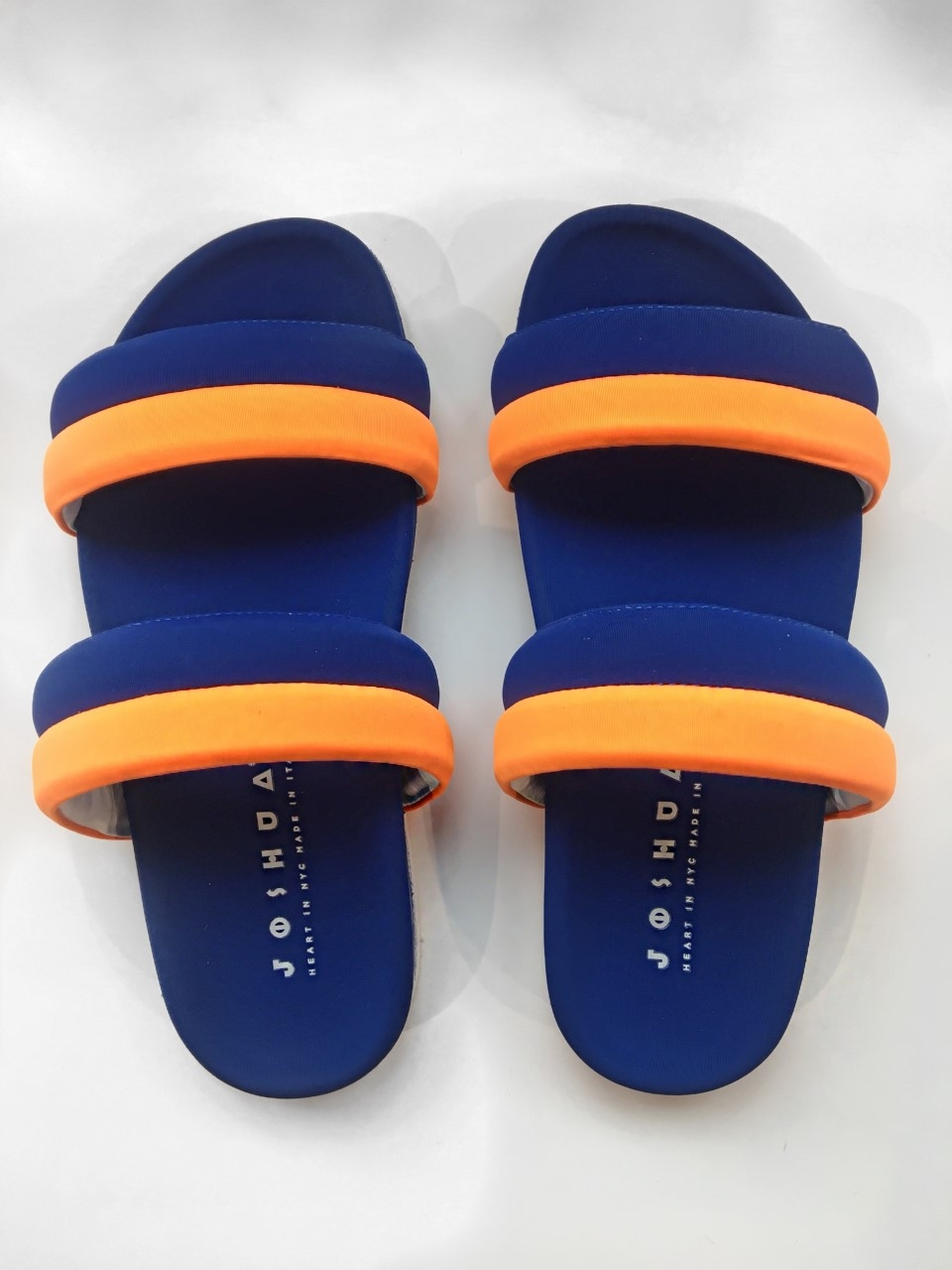 Joshua Sanders Sandaler Navy/Orange