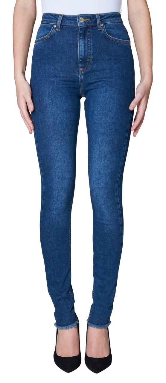Image of   2ndone Amy Jeans, Blue Indigo Flex