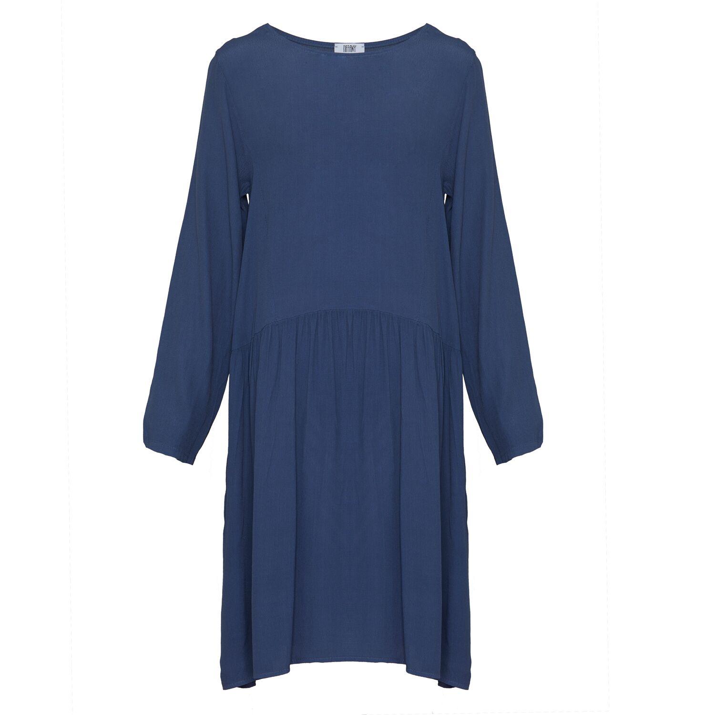 Image of   Tiffany 16539 Dress, Denim Blue