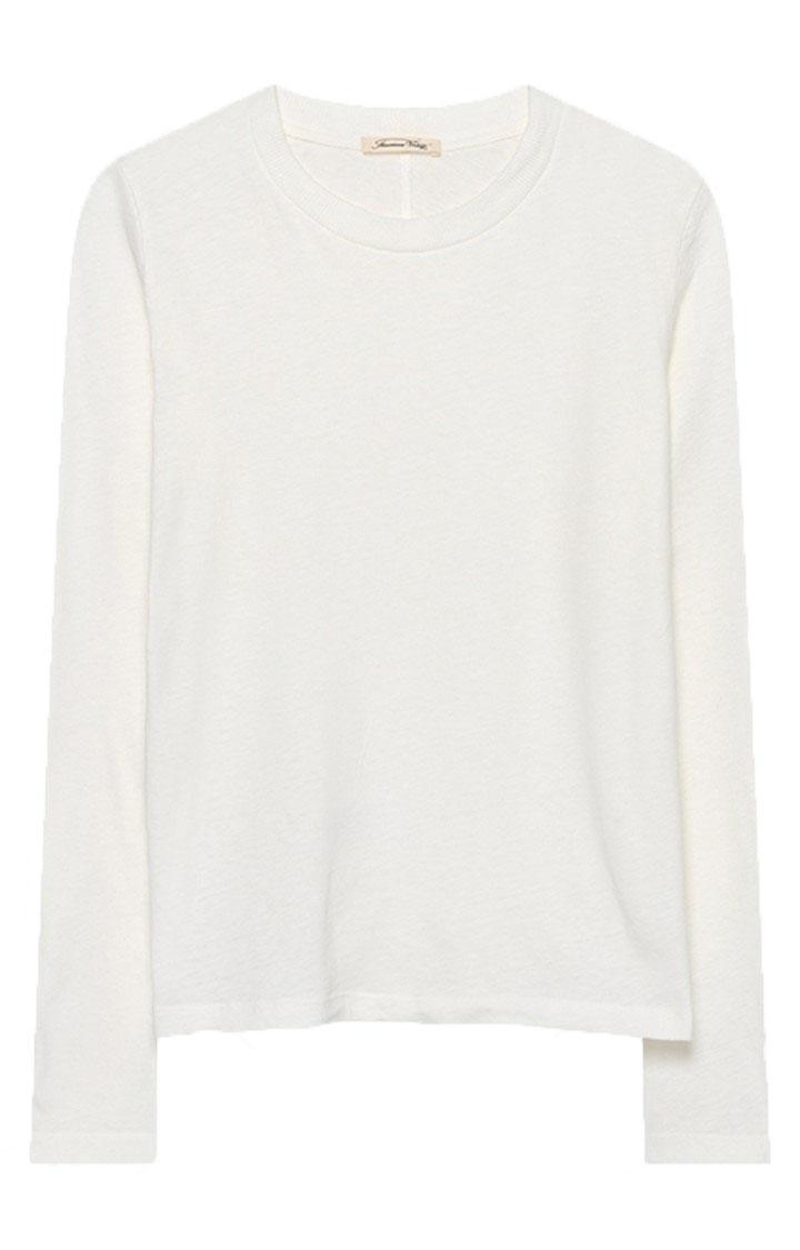Image of American Vintage American Vintage T-shirt Gami28 Blanc
