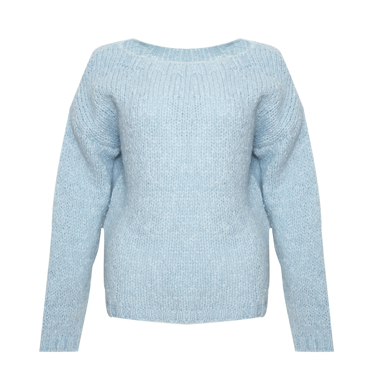 Image of   Noella Kala Sweater, Light Blue