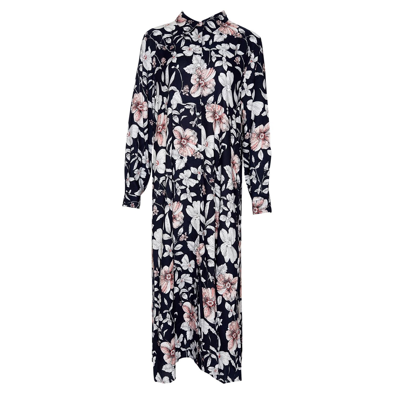 Image of   Tiffany Tiffany Skjortekjole 181168 Big Floral